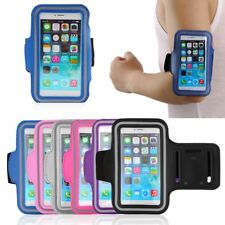 Running Jogging Sports Armband Case Cover Holder for iPhone 7 Samsung S8 HTC BR