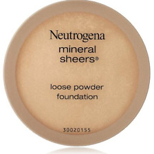 NEUTROGENA  MINERAL  SHEERS  LOOSE  POWDER  FOUNDATION   << YOU CHOOSE >>