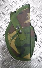 Genuine British Military Cordura DPM Camo Pistol Holster IRR 9MM Auto - NEW