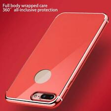 Luxury Ultra-thin Electroplate Hard Back Case Cover For Apple iPhone 7 6 6S Plus