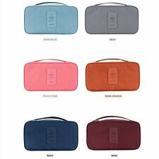 New Toiletry Holder Cosmetic Makeup Pouch Case Bag Purse Organizer Travel Bags