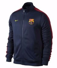NIKE FC BARCELONA AUTHENTIC N98 TRACK JACKET Navy/Red.