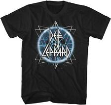 Electric Eye Def Leppard English Rock Band Heavy Metal Hard Rock Adult T-Shirt