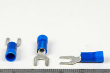Slotted Cable Lug Crimp Terminals Utilux/CA, 22-14 AWG, 0.5-2.5mm2, M3 - M5 stud