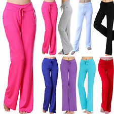 Yoga Workout Pants Women Exercise Clothing Gym Fitness Running Sport Sexy USA