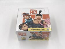 Topps Despicable Me 3 Trading Cards 10, 20 Packets or Sealed Full Box 30 Packs