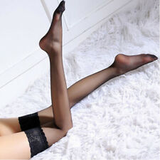 Womens Sexy Lingerie Stockings Lady Lace Thigh-highs Pantyhose Tights USLocation