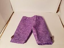 """American Girl doll 18"""" custom Hand Made in the USA! Capris Pants multiple styles"""
