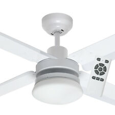"""NEW Mercator Sirocco 52"""" DC Ceiling Fan with Light & Remote Control"""