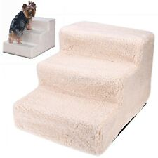 New Pet Stairs Portable 3 Steps Stairs Travel Dog Steps Pet Steps Stairs HTBM01