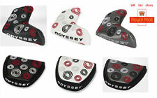 Original Odyssey Swirl Mallet/Blade Putter Cover Headcover Various Styles Colour