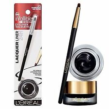 Loreal Infallible 24hr Liner Lacquer Gel Formula Eyeliner Choose Color