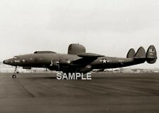 US NAVY LOCKHEED EC-12P Warning Star PHOTO