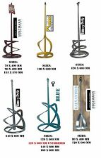 Mixing Paddle, Plaster/Paint Mixer Whisk, Thread Mixer, Stirrer BRANDS ALL SIZES