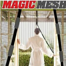 US Anti-Insect Fly Bug Mosquito Door Window Curtain Net Mesh Screen Protector SG