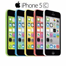 FACTORY UNLOCKED APPLE IPHONE 5C 16GB 32GB SMARTPHONE SIM FREE US SELLER NEW