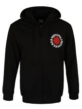 Red Hot Chili Peppers Blood Sex Sugar Magic Zipped Men's Black Hoodie