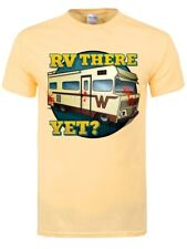 RV There Yet? Men's Haze Yellow T-shirt