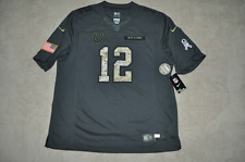 Indianapolis Colts Andrew Luck  # 12 Nike Boys Salute To Service Jersey NWT 🔥🔥