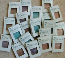 NEW BOOTS BOTANICS EYE COLOUR MONO REFILL PAN SEALED & BOXED CHOICE OF COLOURS