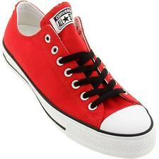 New Converse All Star Pro Ox Chuck Taylor Canvas Low Shoes Sneakers Red 142760C