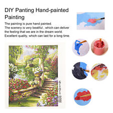 DIY Panting Hand-painted Painting Digital Oil Painting Romance Landscape BE