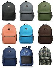Dickies Student Backpack I-27087 Brand New Side Pocket