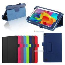 Slim Leather Folding Stand Case Cover For Amazon Kindle Fire HD 7 Tablet BG