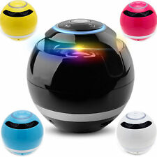 Portable Wireless Super Bass Stereo Bluetooth Speaker For Smart Phone Tablet PC