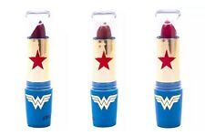 New Limited Edition Wonder Woman Lipstick Modern Age Heroine Amazonian Red
