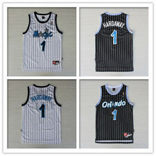 Penny Hardaway Orlando Magic Jersey #1 Throwback Basketball Stitched Men NWT