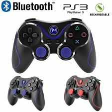 PS3 Wireless Bluetooth Game Hand Controller Joypad Shock for Sony PlayStation 3
