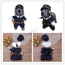 Pet Dog Cat Cosplay Christmas Halloween Party Fancy Dress Coat Costume Outfit