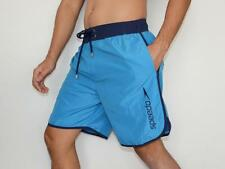 Speedo Mens Watershort Swim Trunks Board Shorts Magic Print Blue/Navy