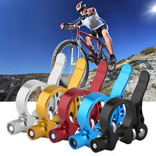 Bicycle Seat Tube Clamp Mountain Quick Detachable Cushion Movable Lift FrameAO