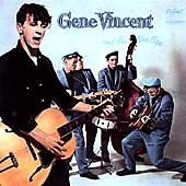 GENE VINCENT AND THE BLUE CAPS 2002 remastered 17-track CD NEW/SEALED