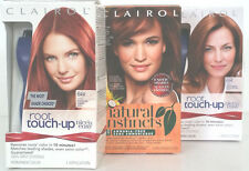 Clairol Natural Instincts & Clairol Nice'n Easy Root Touch-Up Hair Color, 3 Kind