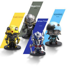 Transformers5 Bumblebee Optimus Prime Megatron ACTION FIGURES Toy Robots Gifts