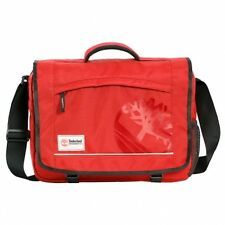 NWT Timberland Unisex Whitebluff Water-Resistant Messenger Bag J0837 NEW 2 Color