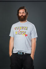Official Epic Meal Time Grey Sauce Boss T-Shirt (Epic Meal Empire)
