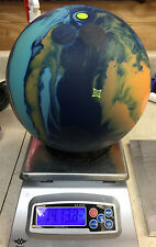 Used 15lb Roto Grip Haywire bowling ball Ready to Drill BOWLING DYNAMIX PRO SHOP