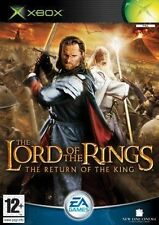 XBOX - Lord of the Rings Return of the King LOTR *Fast Free Post *PAL