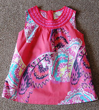 john lewis adorable pink butterfly wing design top  age 4Yrs  (1032)