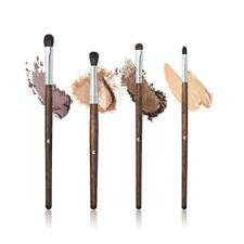 Pro Wooden Makeup Brushes Contour Face Blush Powder Foundation Cosmetics