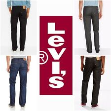 New Levis Mens 514 Straight Fit Straight Leg jeans ***NWT*** Free Shipping!