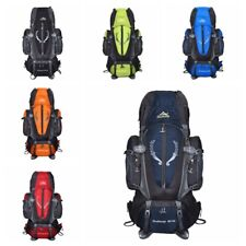 85L Hiking Bag Outdoor Camping Travel Mountaineering Luggage Backpack Daypack