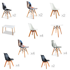 Replica Eames Dining Chairs & Tables
