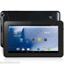 9'' A33 Tablet PC Android 4.4 Quad Core 1.3GHz 512MB+8GB OTG WiFi BT WVGA Screen