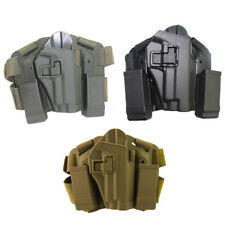 Tactical Right Drop Leg Thigh Pistol Holster With 2 Mag Clips For Sig Sauer P226