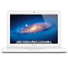 "Apple MacBook Core 2 Duo 2.26GHz 13"" - White Unibody - MC207LL/A"